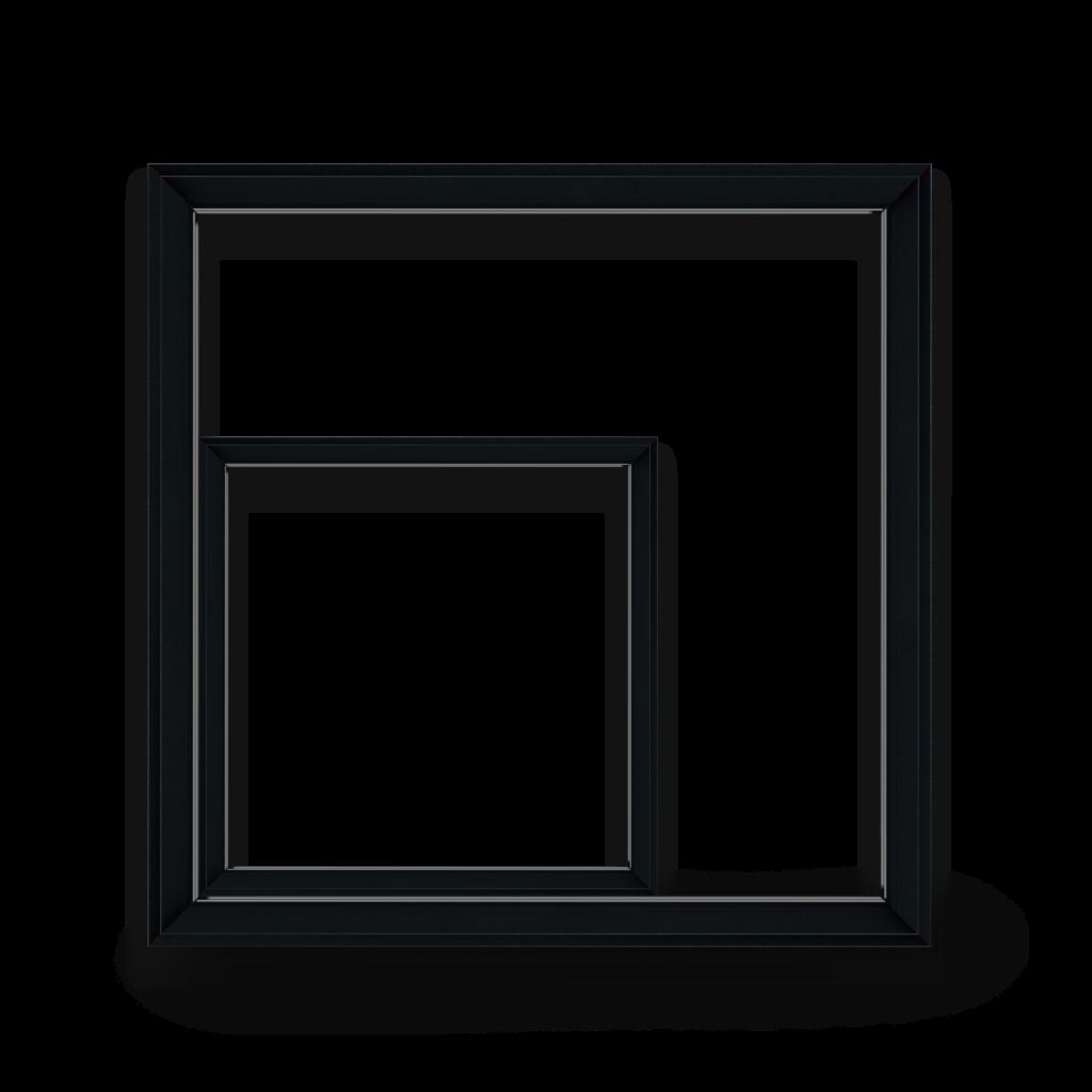 okno w oknie